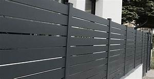 Cloture portail a montpellier nimes grasse partner for Porte de garage avec palissade pvc