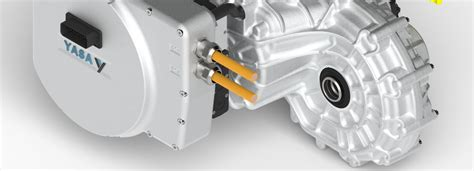 Electric Motor Development by Yasa E Motors For Hybrid And Electric Vehicles Uk