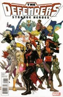 Marvel Comics Defenders