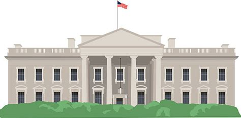 White House Clip White House Clipart Pencil And In Color White House Clipart