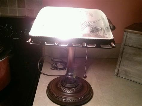 Adjustable Metal Bankers Student Desk Lamp With Glass Magic Kingdom Merry Christmas Party Finger Food Variety 2014 Disney World Newcastle Dresses Uk Opening Remarks Messages Ideas For Kids