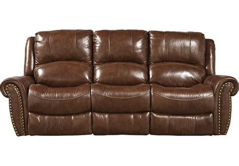 tan leather reclining sofa abruzzo brown leather power reclining sofa leather sofas