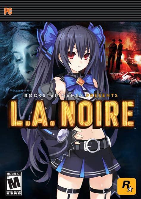 Neptunia Memes - l a noire hyperdimension neptunia know your meme