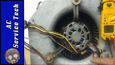 Volt Psc Blower Motor Fan Speeds Wire Colors Speed