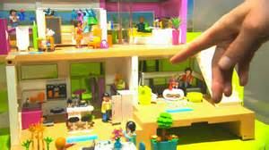 extension villa moderne playmobil playmobil international fair 2014 the