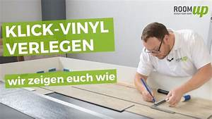 Klick Vinylboden Verlegen : klick vinylboden verlegen wir zeigen euch wie room up youtube ~ Watch28wear.com Haus und Dekorationen