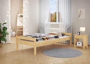 Bett 80x200 Metall : einzelbett massiv 80x200 ohne zubeh r kieferbett real ~ Indierocktalk.com Haus und Dekorationen