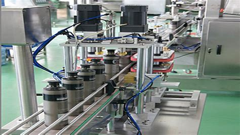 pneumatic desktop capping machine  printing function