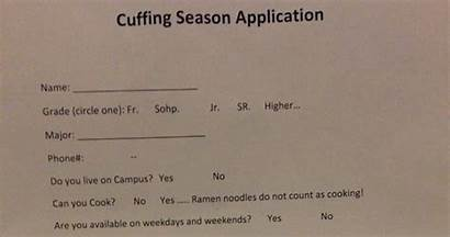 Season Cuffing Application Science Mtv Behind Odds