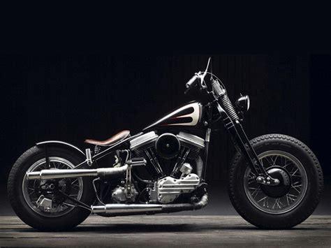 Bobber Motorcycle Wallpaper