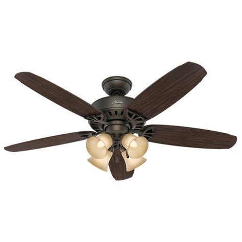 hunter allendale   bronze ceiling fan  menards