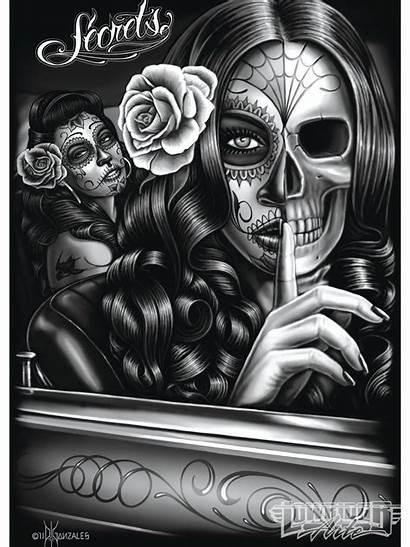 Lowrider Gonzales David Arte Artist Chicano Magazine