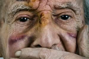 Elder Abuse Elderly Person Image