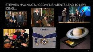 Stephen hawking power point presentation