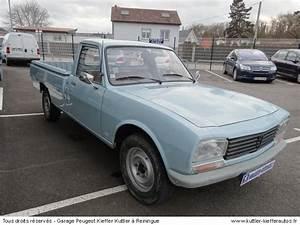 Pick Up Voiture : peugeot 504 pick up 1984 occasion auto peugeot 504 ~ Maxctalentgroup.com Avis de Voitures