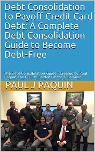 consolidate debt
