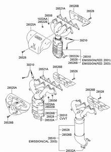 3921023500 - Hyundai Sensor Assembly