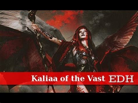 Kaalia Of The Vast Edh Deck Budget by 28 Kaalia Of The Vast Edh Kaalia Of The Vast For