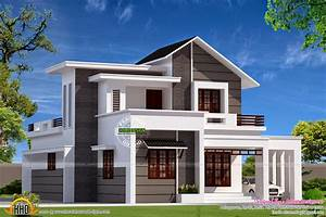 Modern, Mix, Small, Double, Storied, House