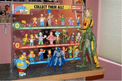 Simpsons Collectible Figures Action Figures