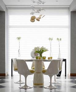Top 25 of amazing modern dining table decorating ideas to for Modern dining room table decor