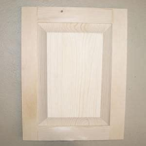 How To Make Raised Panel Cabinet Doors With A Router by How To Craft Cove Raised Panel Cabinet Doors