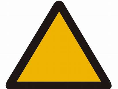 Sign Warning Animated Signs Message Flashing