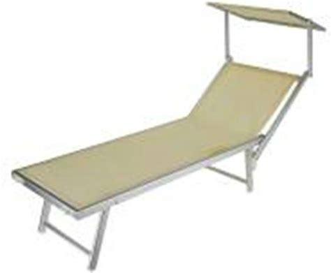 folding lounge chair sun lounge chair with sunshade