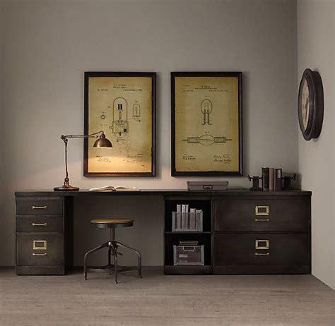 25 best ideas about file cabinet desk on filing cabinet desk diy office desk and