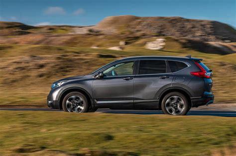 Honda Cr-v Hybrid 2019 Uk Review