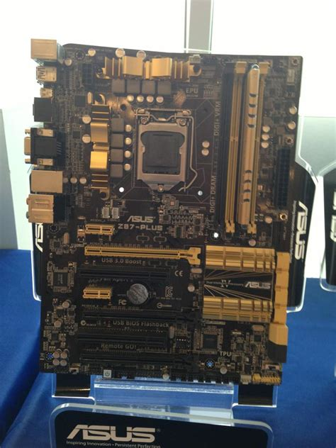 z87 asus maximus plus hero extreme motherboards sabertooth unveiled pictured gryphon wccftech launch