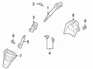 Toyota Echo Steering Column Shaft Seal  Power  Manual