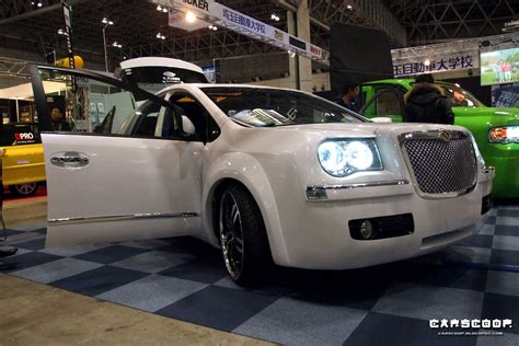 Toyota Prius Blossoms Intochrysler 300 With Custom