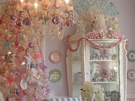 Pink Shabby Chic Christmas Pictures, Photos, And Images Kitchen Designs For Small Kitchens With Islands House Interior Design B And Q Service Winner Software Luxury Photo Gallery New Country 2013