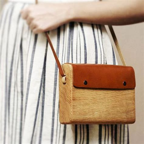 Accessoires Holz by Wood Leather Accessories Ippinka