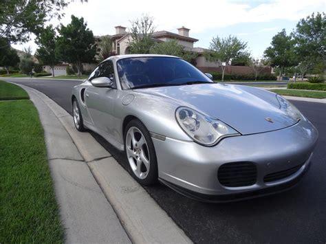 2002 Porsche Turbo 2 Door Coupe