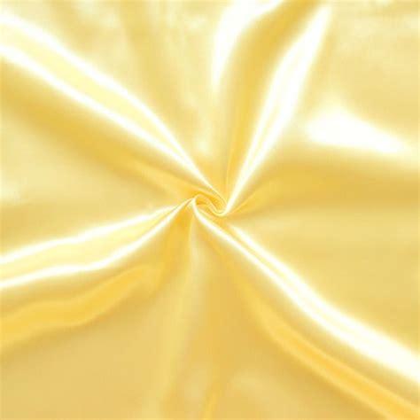 satin stoff farbe gold gelb stoffkontor eu