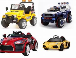 Voiture Electrique Enfant 6 Ans : voiture lectrique pour gar on ~ Melissatoandfro.com Idées de Décoration