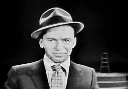 Sinatra Frank Singing Gifs Animados Dvrs Animated