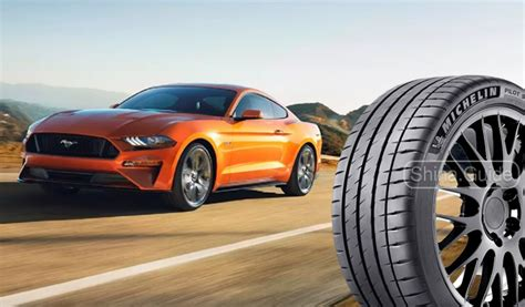 Michelin Pilot Sport Mustang Gt by Ford Mustang Gt Shina Guide