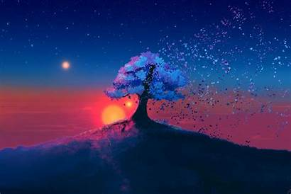 Wallpapers Wallpaperaccess Artistic Tree