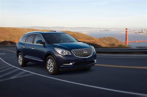 Best Deals On Buick Enclave by The Best Deals On Mid Size Suvs The Globe And Mail