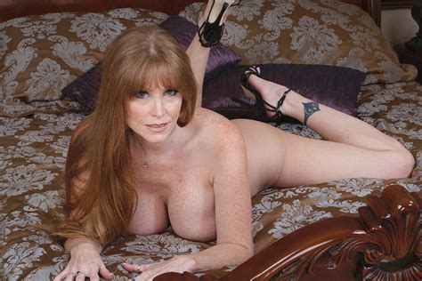 Milf Darla Crane Fucking In The Bedroom With Her Big Tits