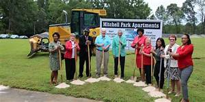 Groundbreaking Ceremony Held for Mitchell Park Apartments ...
