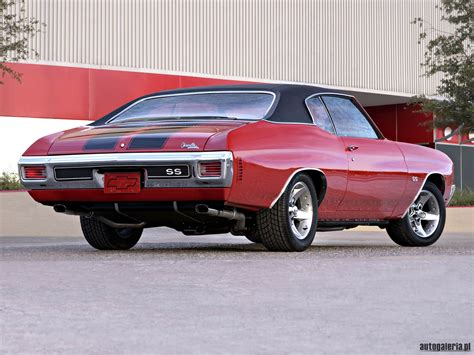 1970 Chevy Chevelle Ss Muscle Classic Cars Pictures