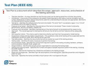 Beautiful test plan template ieee mold wordpress themes for Ieee 829 test strategy template
