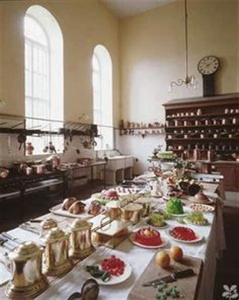 Petworth House Kitchen by 1000 Images About Showing Working Folk Servants