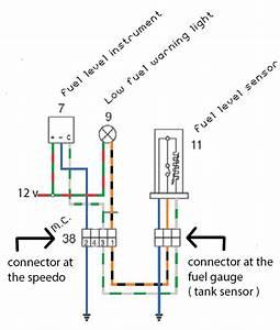 Analog Fuel Gauge Problem And Solution
