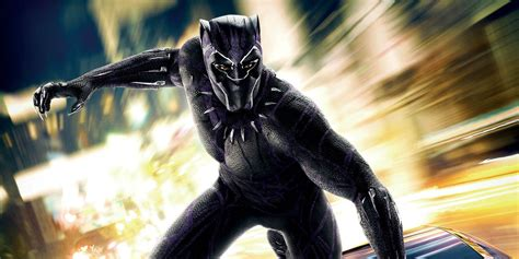 With chadwick boseman, michael b. Black Panther Movie Clip: T'Challa's Costume Has Powers