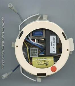 Buy Anderic Rr7078tr  Uc7051r Replacement Ceiling Fan Kit